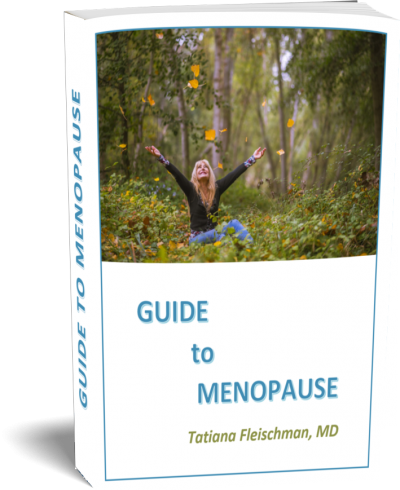 Menopause Guide by Dr. Tatiana Fleischman